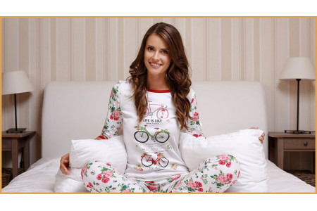 Как правильно выбрать женскую пижаму?